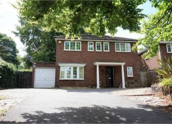 Thumbnail 4 bed detached house to rent in Prospect Avenue, Farnborough, Hampshire