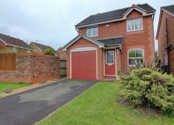 Thumbnail 3 bedroom detached house for sale in Bransdale Road, Clayhanger, Walsall