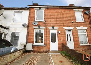 Thumbnail 2 bed terraced house for sale in Richmond Road, Ipswich