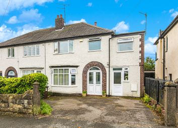 Thumbnail 5 bed semi-detached house for sale in Furniss Avenue, Dore, Sheffield