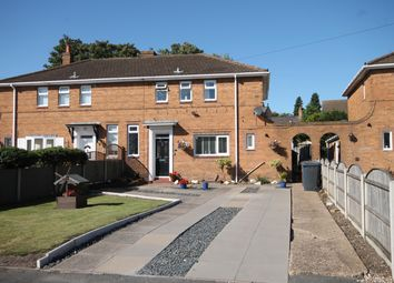 Thumbnail 3 bed semi-detached house for sale in Tolson Avenue, Fazeley, Tamworth