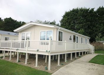 Thumbnail 2 bed mobile/park home for sale in The Pines, Cayton Bay