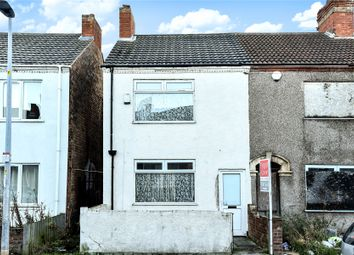 Thumbnail 3 bed end terrace house for sale in Elsenham Road, Grimsby