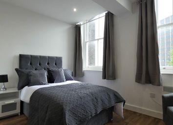 Thumbnail 1 bed flat to rent in Apartment 3, The Webberley, Percy Street, Stoke-On-Trent
