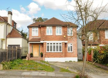 Thumbnail 3 bed detached house for sale in Greenway, London N20, Totteridge, N20,