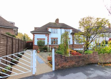 Thumbnail 3 bed semi-detached house for sale in Amesbury Drive, London