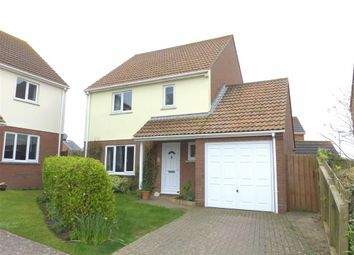 Thumbnail 4 bed detached house for sale in Wooland Gardens, Weymouth, Dorset
