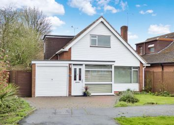 Thumbnail 4 bedroom detached bungalow for sale in Kineton Road, Kenilworth