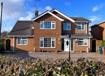 Thumbnail 6 bed detached house for sale in Fenland Road, Wisbech, Cambridgeshire