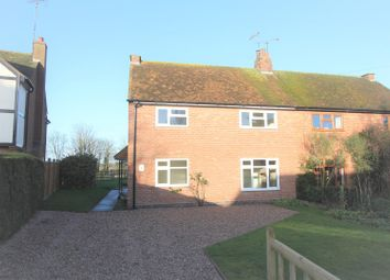 Thumbnail 3 bed semi-detached house for sale in Townsends Close, Burton Hastings, Nuneaton