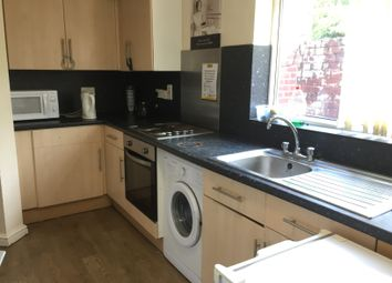 Thumbnail 6 bed shared accommodation to rent in Room 5, 4 Vaughan Avenue, Doncaster, South Yorkshire