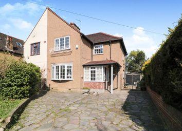 Thumbnail 3 bed semi-detached house for sale in Roding Lane, Buckhurst Hill
