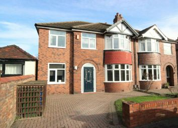 Thumbnail 4 bed semi-detached house for sale in Ludford Grove, Sale