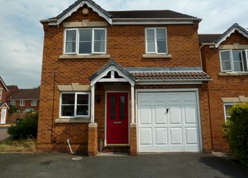 Thumbnail 3 bed detached house to rent in Waldley Grove, Erdington, Birmingham