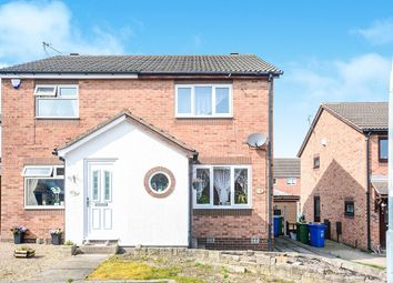 2 bed semi-detached house for sale in Central Drive, Hasland, Chesterfield, Derbyshire S41