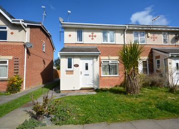 Thumbnail 3 bed mews house for sale in Monarch Close, Crewe