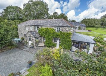 Thumbnail 5 bed barn conversion for sale in Bodmin, Cornwall