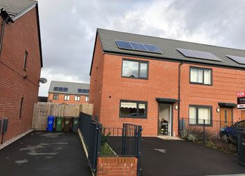 3 bed semi-detached house for sale in Beastow Road, Manchester M12