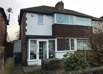 Thumbnail 2 bed semi-detached house for sale in Atlantic Road, Great Barr, Birmingham.