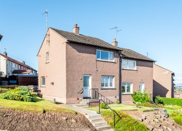 Thumbnail 2 bedroom semi-detached house for sale in Glenmoy Terrace, Forfar