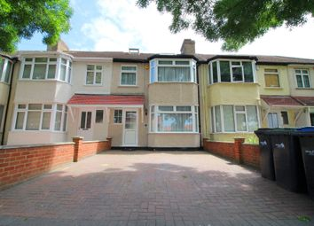 Thumbnail 4 bed terraced house for sale in Southbury Avenue, Enfield