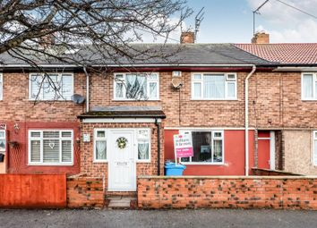 Thumbnail 3 bed terraced house for sale in Parthian Road, Hull