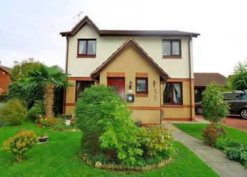 Thumbnail 3 bed detached house for sale in Honeysuckle Close, Great Sutton, Ellesmere Port