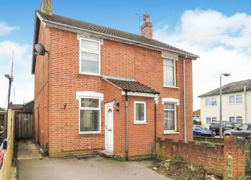 Thumbnail 2 bedroom semi-detached house for sale in Rosehill Road, Ipswich