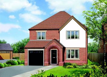 Thumbnail 4 bed detached house for sale in Jenkins Avenue, Retford, Nottinghamshire