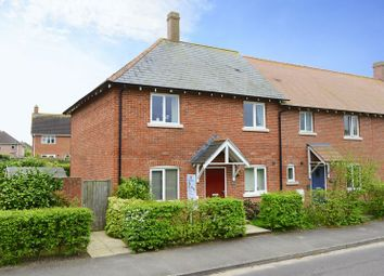 Thumbnail 3 bed end terrace house for sale in East Burton Road, Wool BH20.