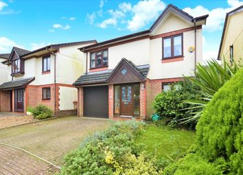 Thumbnail 4 bed detached house for sale in Priory Mill, Plympton, Plymouth, Devon