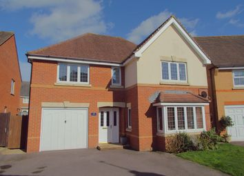 Thumbnail 4 bed detached house for sale in Gardner Way, Chandler's Ford, Eastleigh, Hampshire