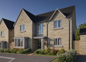 "Thumbnail 4 bedroom detached house for sale in ""The Brampton"" at Apperley Road, Apperley Bridge, Bradford"