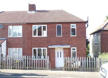 Thumbnail 3 bed semi-detached house for sale in Cedar Road, Rochester, Kent
