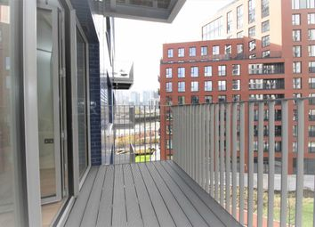 Thumbnail 1 bed flat for sale in Bridgewater House, City Island, London