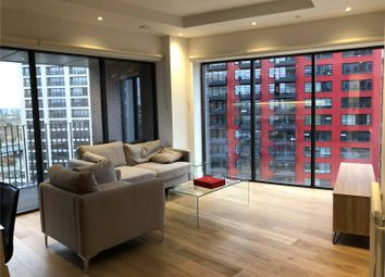 Thumbnail 1 bed flat to rent in Modena House London City Island, London