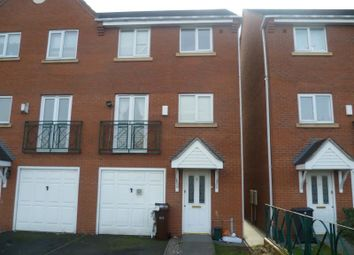 Thumbnail 3 bed semi-detached house to rent in Grayling Walk, Wolverhampton