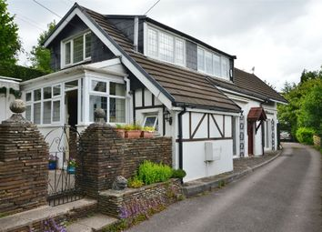 Thumbnail 3 bed detached house for sale in White Hart, Machen, Caerphilly