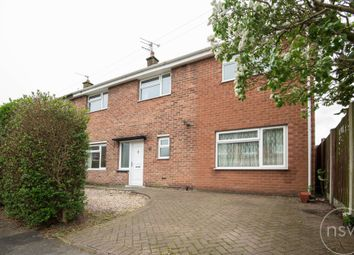 Thumbnail 3 bed semi-detached house to rent in Cotton Drive, Ormskirk