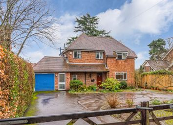 Thumbnail 3 bed detached house for sale in Rownhams Lane, Rownhams, Southampton