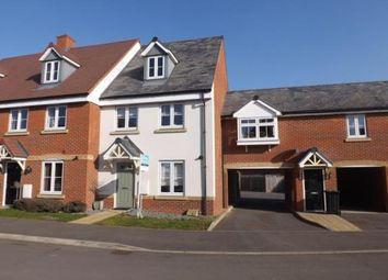 Thumbnail 4 bed terraced house for sale in Pople Road, Biggleswade, Bedfordshire