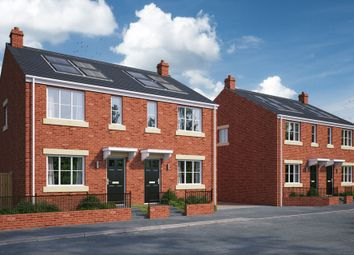 Thumbnail 2 bed semi-detached house for sale in Union Street, Trowbridge