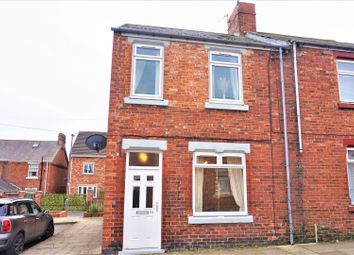Thumbnail 3 bed end terrace house for sale in Stephenson Street, Ferryhill