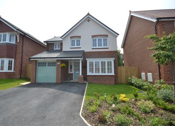 Thumbnail 4 bed detached house for sale in Lon Elfod, Abergele