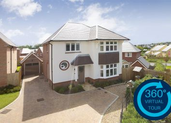 3 bed detached house for sale in Houghton Grove, Saxon Brook, Exeter EX1
