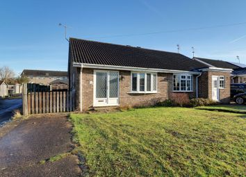 Thumbnail Semi-detached bungalow for sale in York Road, Brigg