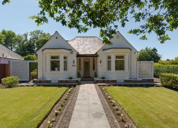 Thumbnail 4 bed detached bungalow for sale in 553 Queensferry Road, Barnton, Edinburgh