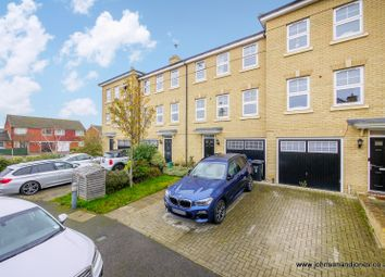 4 bed town house for sale in Foxglove Close, Chertsey KT16