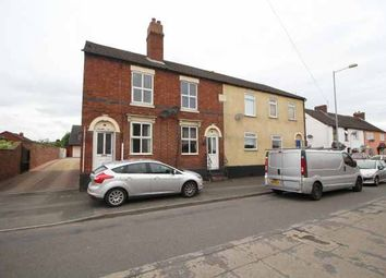 Thumbnail 2 bed terraced house for sale in Rugeley Road, Burntwood, Staffordshire
