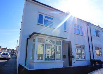 Thumbnail 2 bedroom maisonette for sale in Napier Road, Gravesend